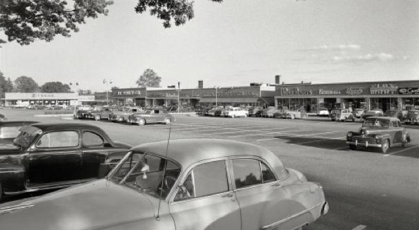 50s shopping