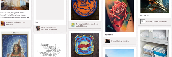 Feature Pinterest