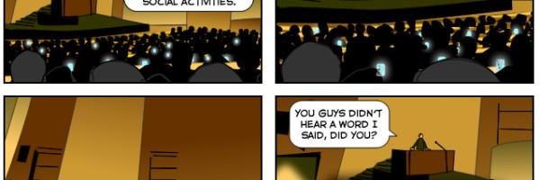 comic end of social