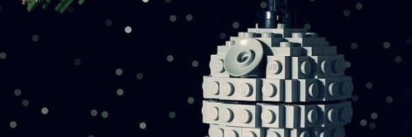 deathstar lego ornament