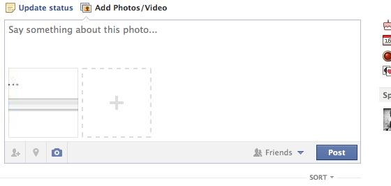 facebook drag photo