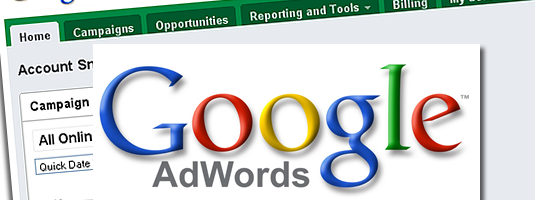 feature adwords