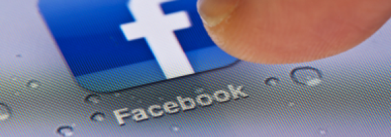feature facebook mobile icon
