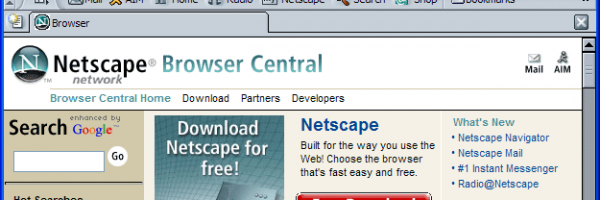 netscapeshot