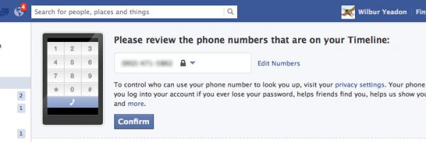 review facebook phone