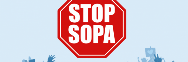 Stop SOPA Graphic