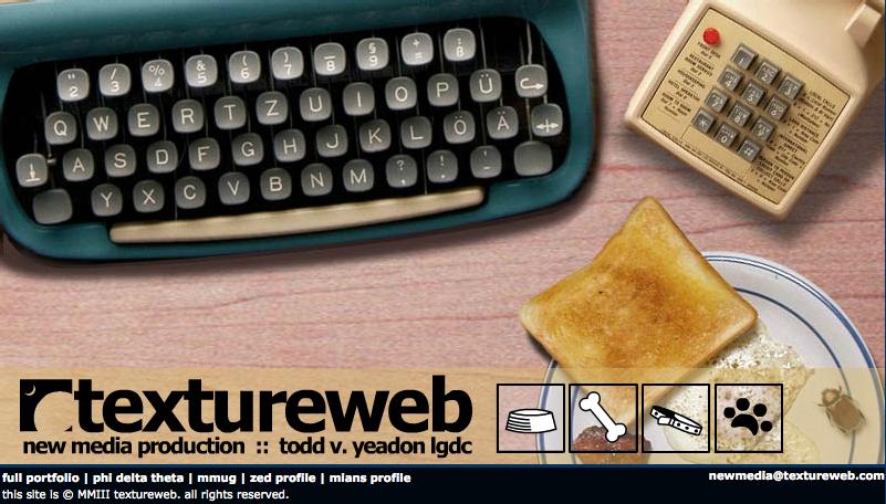 textureweb 2004