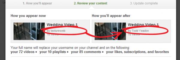 youtube account 2