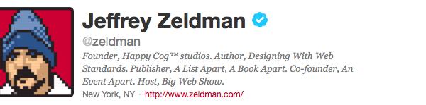 zeldman tweet